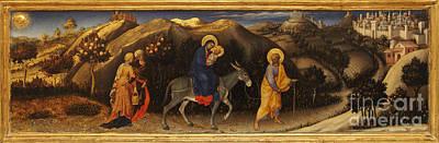 Adorazione Dei Magi Poster by Celestial Images