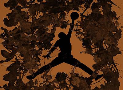 Air Jordan 1a Poster by Brian Reaves