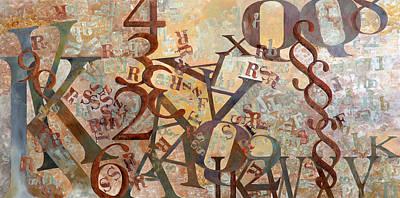 Alfa Alfa Poster by Guido Borelli