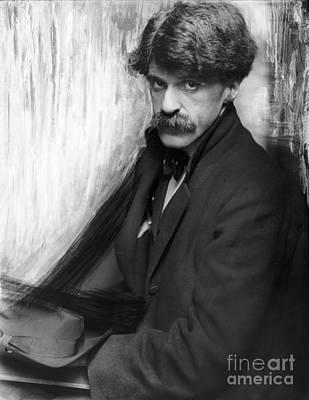 Alfred Stieglitz (1864-1946) Poster by Granger