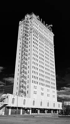 Alico Building #3 Poster by Stephen Stookey