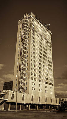 Alico Building #7 Poster by Stephen Stookey