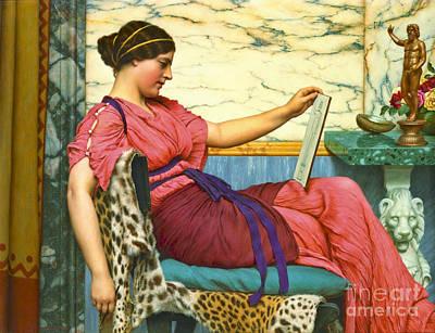 Amateur Artist 1915 Poster by Padre Art