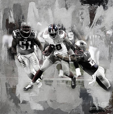 American Football 02a Poster by Gull G