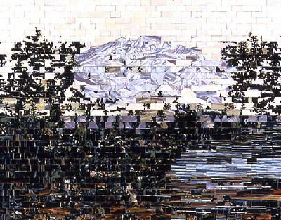 American Landscape After Frances Poster by Karl Frey