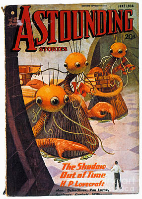American Magazine Cover Poster by Granger