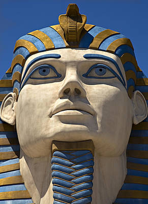 American Pharaoh Poster by Ricky Barnard
