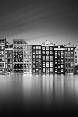 Amsterdam, Damrak I Poster by Ivo Kerssemakers
