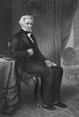 Andrew Jackson 1767 To 1845. 7th Poster by Vintage Design Pics