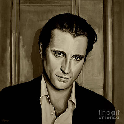 Andy Garcia Poster by Meijering Manupix