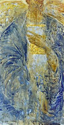 Angel 3 Poster by Valeriy Mavlo