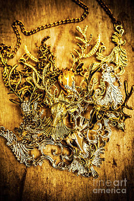 Animal Amulets Poster by Jorgo Photography - Wall Art Gallery