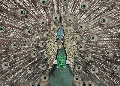 Animal Royalty 8 Poster by Sumit Mehndiratta