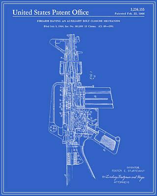 Ar 15 posters for sale for Arkansas blueprint