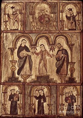 Aragon: Jesus & Disciples Poster by Granger