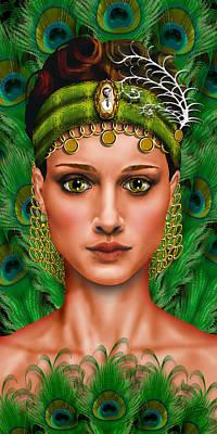 Art De L'esprit Poster by Troy Brown