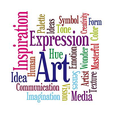 Art Expression Inspiration Poster by Antique Images