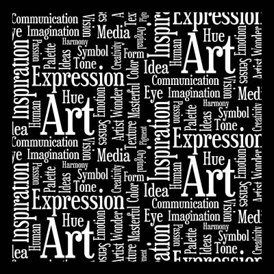 Art Idea Inspiration Poster by Antique Images