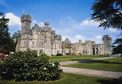 Ashford Castle, County Mayo, Ireland Poster by The Irish Image Collection
