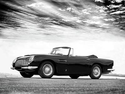 Aston Db5 1964 Poster by Mark Rogan