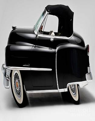 Auto Fun 02 - Cadillac Poster by Variance Collections