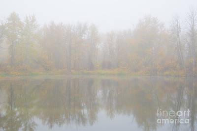 Autumn Dream Poster by Mike Dawson