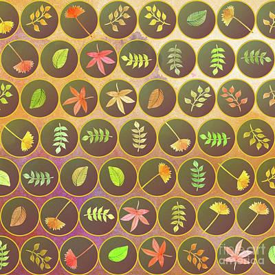 Autumn Leaves Poster by Gaspar Avila