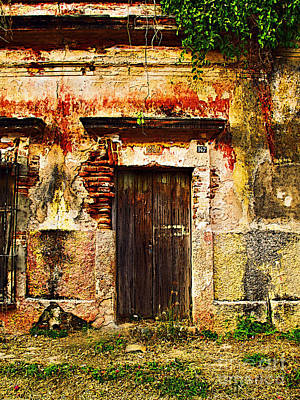 Back Lot By Darian Day Poster by Mexicolors Art Photography