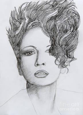 Bad Hair Brain Poster by Stephen Brooks