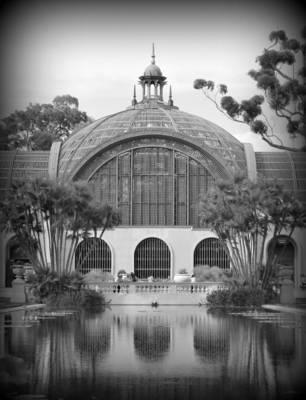 Balboa Park Botanical Garden Poster by Karyn Robinson