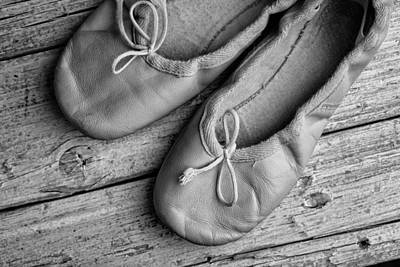 Ballet Shoes Poster by Nailia Schwarz