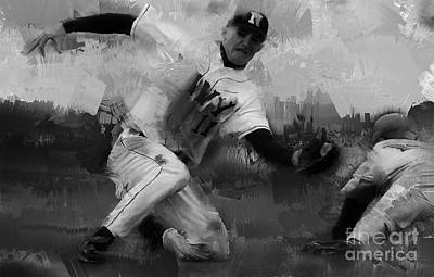 Base Ball  Poster by Gull G