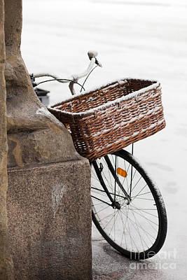 Bike Poster by Andre Goncalves