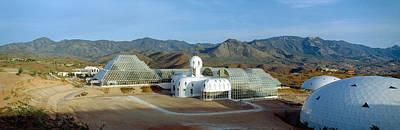 Biosphere 2, Arizona Poster by Panoramic Images