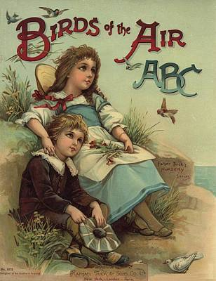 Birds Of The Air Poster by Reynold Jay