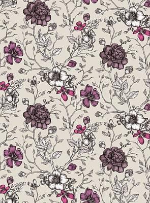 Blossom Poster by Stephanie Davies