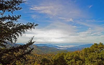 Blue Ridge Mountains - Ap Poster by James Fowler