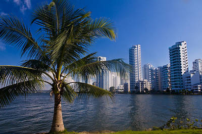 Boca Grande - Cartagena De Indias Poster by Kobby Dagan