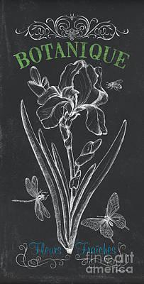 Botanique 1 Poster by Debbie DeWitt