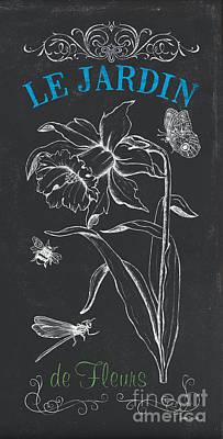 Botanique 2 Poster by Debbie DeWitt