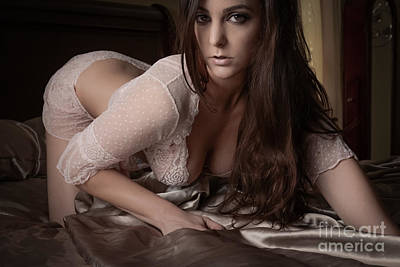 Boudoir Poster by Jt PhotoDesign