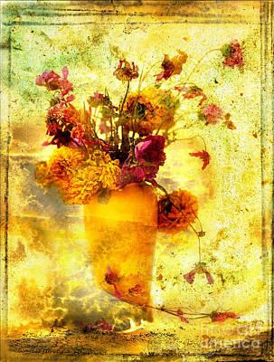 Bouquet Poster by Bernard Jaubert