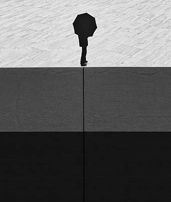 Brighter Days Poster by Paulo Abrantes