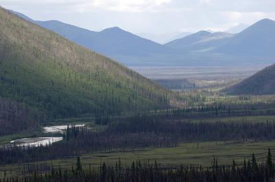 Brooks Range, Alaska Poster by Michael S. Quinton