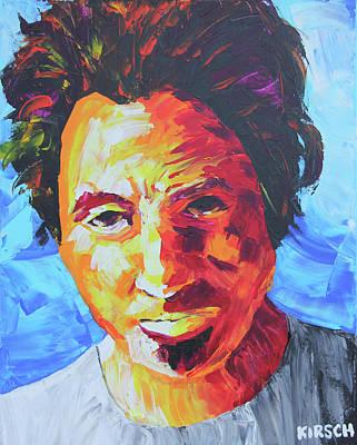 Bruce Springsteen Poster by Robert Kirsch