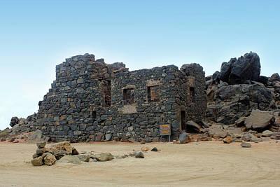 Bushiribana Gold Mill Ruins Of Aruba Poster by Design Turnpike