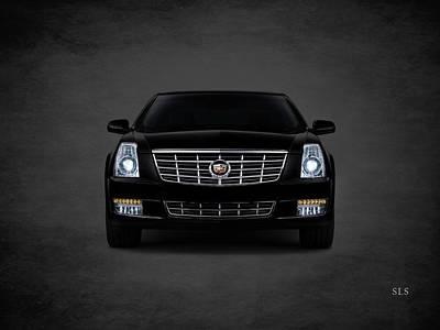 Cadillac Sls Poster by Mark Rogan