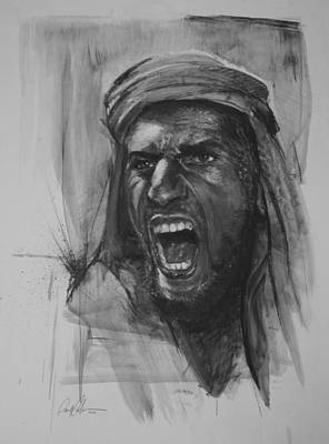 Can Anyone Speak Pashto Poster by Paul Autodore