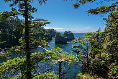 Cape Flattery 2 Poster by Pelo Blanco Photo