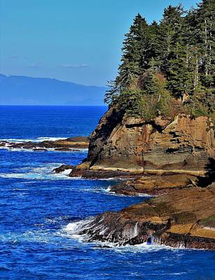 Cape Flattery Poster by Stacie Gary